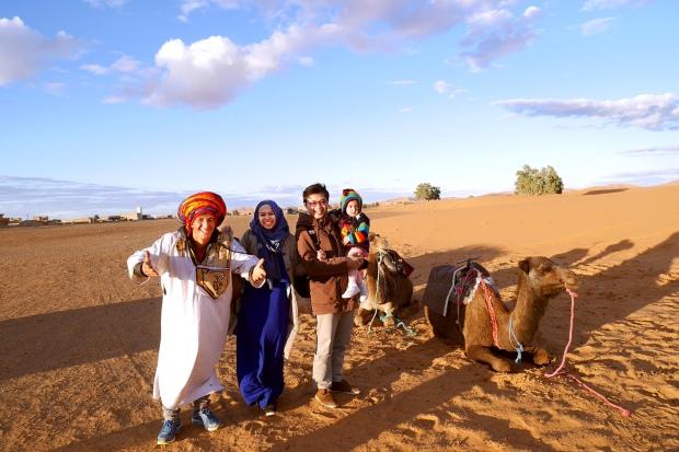 Sahara Desert Tour 2