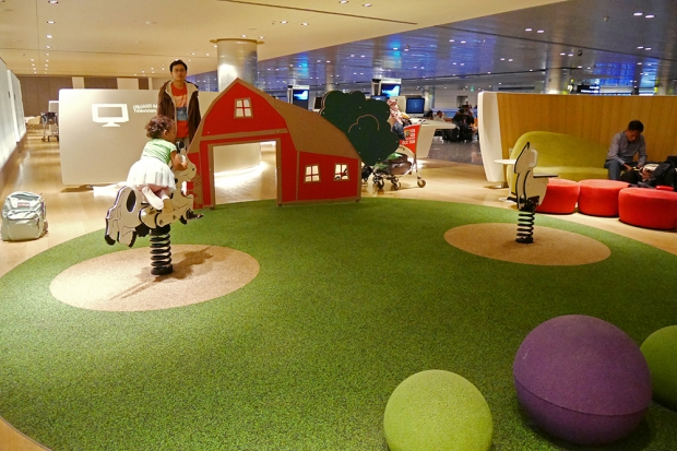 Playground at Hamad International Airport